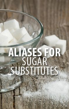 Dr Oz said that as research shows the side effects of Artificial Sweeteners, including Diabetes, Sugar Substitute aliases are popping up in products. http://www.recapo.com/dr-oz/dr-oz-diet/dr-oz-sugar-substitute-aliases-artificial-sweetener-step-plan/