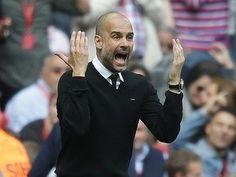Pep Guardiola: 'First season at Manchester City not good enough'