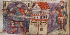 Merovingian, Dark Ages, Barbarian, Bellisima, Medieval, Empire, Goth, Objects, Miniatures