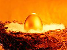 the golden egg..lol