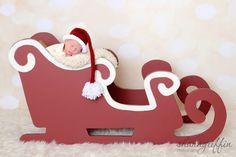 Shana Griffin Photography- Newborn Christmas Sleigh Newborn Christmas Photos, Newborn Session, Before Christmas, Newborn Photography, Kids Rugs, The Incredibles, Kid Friendly Rugs, Newborn Baby Photography, Nursery Rugs