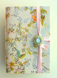 Handmade Journal - Notebook.