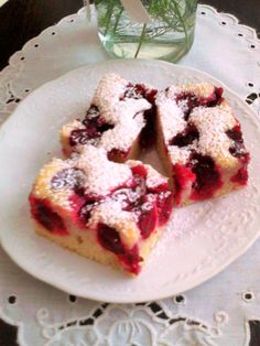 Slovak Recipes, Czech Recipes, Sweet Recipes, Snack Recipes, Cooking Recipes, Oreo Cupcakes, Strudel, Croissant, Food To Make