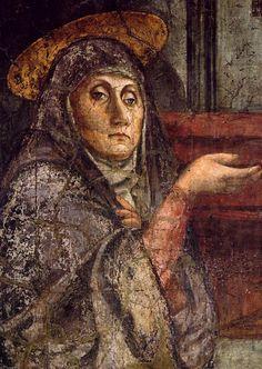 masaccio trinità - santa maria novella, firenze