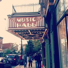The Music Hall - Tarrytown, NY