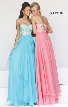 Sherri Hill Prom Dresses 2014 | Posts related to Sherri-Hill ...