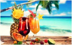 Best Beach Drinks | Top 10 - EALUXE.COM