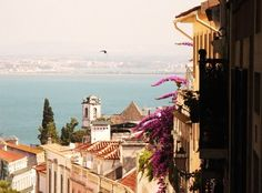 #Wanderlust Wednesday: One of our favorite cities : Lisbon, Portugal.   We're in awe…