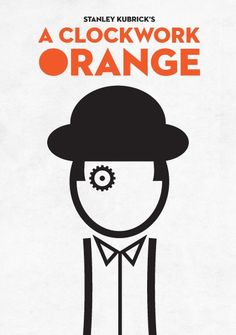 A Clockwork Orange is a 1971 British science fiction film written, directed and produced by Stanley Kubrick.It features disturbing, violent images, facilitating its social commentary on psychiatry, youth gangs, and other social, political, and economic subjects in a dystopian, future Britain.