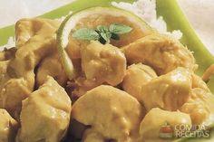 Receita de Isca de frango com molho de curry em receitas de aves, veja essa e outras receitas aqui!