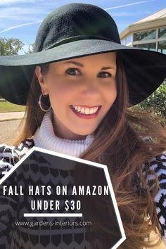 #fallfashion #fashionblogger #AmazonFashion Club Fashion, Only Fashion, Women's Fashion, Club Style, Mom Style, Winter Must Haves, Clothing Haul, Fall Hats, Fashion And Beauty Tips