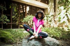 Check Out Kimbra's Thrift-Obsessed Style