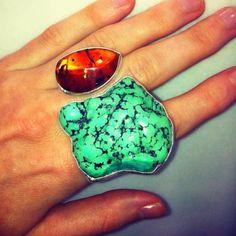 My future rings from Angle Diamond Dot.