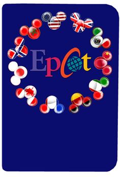 passport to enrichment. Use symbols instead of Mickey ears like art, sports, brain, etc