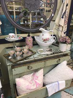 Curious Treasures Home display