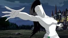 White Tiger from Ultimate Spiderman