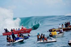 teahupoo  by tim mckenna