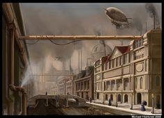 Hero Canal, London by Fitzhywel on deviantART