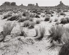 Monument Valley - Ansel Adams