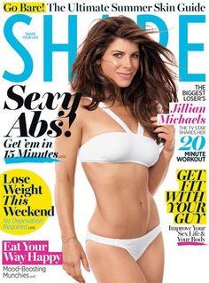 Shape Magazine Cover [United States] (May 2011)