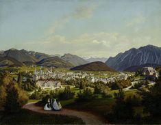 Hubert Sattler   Landscape painter   Tutt'Art@