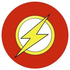 Free 12 Superhero Logos