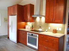adel medium brown ikea cabinet with white quartz kitchen portland john webb and design