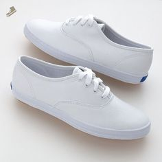 Keds White Champion Leather Oxford Shoes Women 7 M US - Keds sneakers for women (*Amazon Partner-Link)