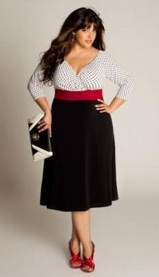 fashion Big beautiful real women with curves accept your body plus size body conscientiousness Fragyl Mari embraces you!
