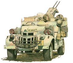 LRDG - Long Range Desert Group