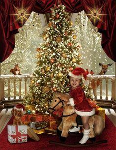 La magie de Noël    ...