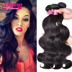 8A Brazilian Virgin hair Body Wave 3 Bundle Deals Brazilian Body Wave Mink Brazilian Hair Weave Bundles Remy Human Hair Bundles