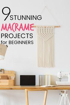 macrame/macrame anleitung+macrame diy/macrame wall hanging/macrame plant hanger/macrame knots+macrame schlüsselanhänger+macrame blumenampel+TWOME I Macrame & Natural Dyer Maker & Educator/MangoAndMore macrame studio Diy Macrame Wall Hanging, Macrame Plant Holder, Macrame Art, Macrame Design, Macrame Projects, Macrame Knots, Macrame Wall Hangings, Macrame Mirror, Macrame Curtain