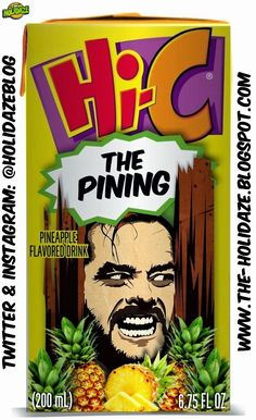 The Holidaze: Hi-C Horror Collection - Series TWO  The Shining