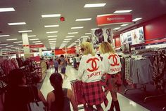 PizzaSlime Target Chanel Shirts - POSSO - Style.com