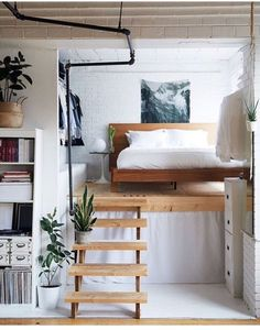 Small space lovable solution