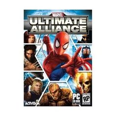 Marvel Ultimate Alliance (Video Game)  B000XKUJ76