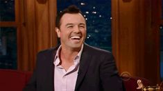 sethmacfinelane: sethmacfarlane-yay: Hope this will make you smile and/or brightens your day. :) (2010,2011,2012,2013) evolve. The 3rd and 4th…I cant.