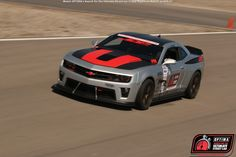 Jordan Priestley qualified for the 2015 #OUSCI in his 2011 Chevrolet Camaro at #DriveOPTIMA Las Vegas 2015