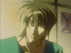 Capture d'écran screenshot d'Escaflowne série TV (1996) Folken Fanel #Escaflowne