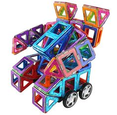 AmazonSmile: Magformers Miracle Brain: Toys & Games