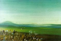 """Erotic Beach"" Salvador Dali 1950"