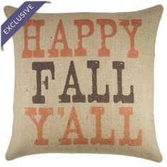 7 Festive Throw Pillows to Add a Touch of Fall to Your Couch
