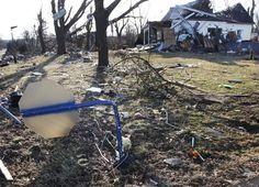 Tornado damage Feb. 29 2012