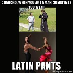 Dancesport humor haha