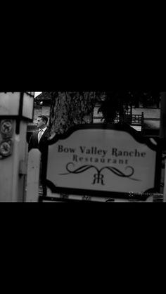 The Bow Valley Ranche Restaurant. Photo Credit @crushphotography #yycwedding #yycrestaurant