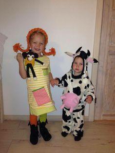 Debbie Solowej-Bech: Min frække pippi og min skønne ko.