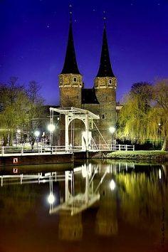 Delft - Oost poort