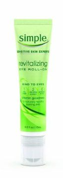 Amazon.com: Simple Revitalizing Eye RollOn, 0.5 Ounce: Health & Personal Care