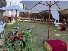 Farmhouse style wedding